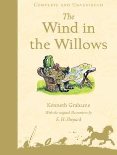 Wind in the Willows on TheBookSeekers.