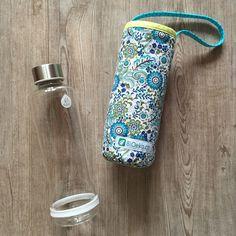Trinkflaschen mit Huelle - BiOeko