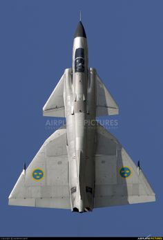 Swedish Air Force Historic Flight SAAB AJS 37 Viggen