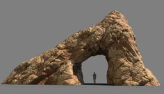 ArtStation - My rock collection - Alen Vejzovic Environment Concept Art, Environment Design, Stone Texture, Texture Art, Resin Sculpture, Lion Sculpture, Stone Game, Post Apocalyptic Art, Faux Rock