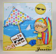 It's Delightful Wednesday with Jane Savage​. This fun card uses Surfin Jimmie http://digitaldelightsbyloubyloo.com/index.php?main_page=product_info&cPath=7_14&products_id=1640 and fun in the sun sentiment http://digitaldelightsbyloubyloo.com/index.php?main_page=product_info&cPath=59_35&products_id=263. See more details on our blog http://digitaldelightsbyloubyloo.blogspot.com/