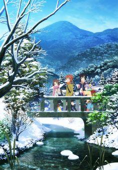 Non-Non-Biyori-2nd-season-visual-Haruhichan.com-Non-Non-Biyori-Repeat-visual1.jpg 835×1,200 pixels
