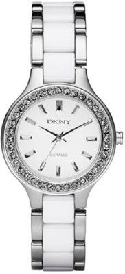 DKNY Quartz White Dial Women's Watch - NY8139 from DKNY at the XYS Online