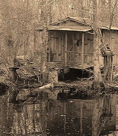 Swamp House  New Orleans by ships_knight, via Flickr