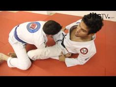 Leo Santos Instructional: Back-Take from a Guard Pass Defense - Jits Magazine