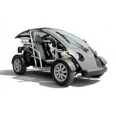 Ecocruise Sport NEV At Florida Golf Cart and Tomorrow Electric Vehicles. flgolfcar.com tomorrowEVs.com