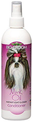 Bio-Groom Mink Oil Spray Conditioner for Cats and Dogs, 12 oz. ** To view further for this item, visit the image link. (This is an Amazon affiliate link)