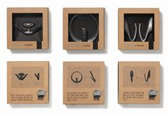 Bedow — Examples of Work — Packaging, Essem Design