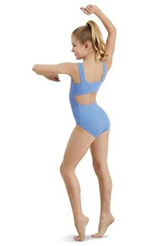f252c83a6d Wide Strap Camisole Leotard Dance Wear Solutions