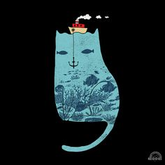 Something Fishy | Illustrator: Heng Swee Lim