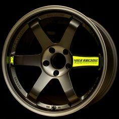 RAYS - Volk Racing - TE37 SL Black Edition