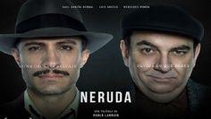 """Gael García Bernal promociona la cinta """"Neruda"""" en Nueva York"""