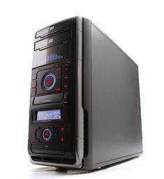 noblesse k2 ebony computer case.