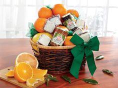#Fall Harvest #Basket    Fruit #Gift - Hale Groves