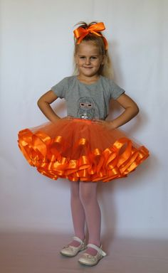 Spódniczka dziecięc dla dziewczynki tiulowa - moda_od_ms - Spódniczki dla dziewczynek Harajuku, Tulle, Skirts, Etsy, Fashion, Moda, Fashion Styles, Tutu, Skirt