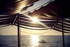 Ibiza - Cafe Mambo, can tell straight away!