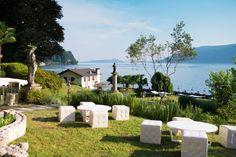 Villa Garini e Cà Bianchetti for your wedding on lake Maggiore