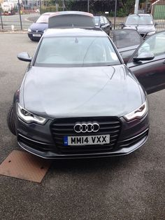 The Audi A6 #carleasing deal | One of the many cars and vans available to lease from www.carlease.uk.com