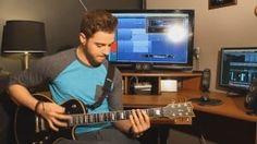 Memphis May Fire- Sleepless Nights Tyler Magazzu (Guitar Cover)