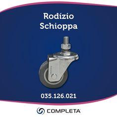 Rodízio industrial Schioppa