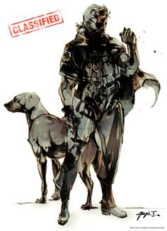 When Metal Gear Solid calls, I answer no matter who's at the other end.    This time, it's Big Boss.    I'm ready for duty.