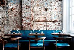 I WANT TO EAT THERE: MUSKET ROOM / NEW YORK