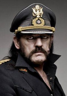 Lemmy (photo: Robert John)