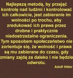 Hitler, a sprawa Polska Wtf Funny, Motto, Poland, Everything, Wisdom, Thoughts, Humor, Quotes, Shakira