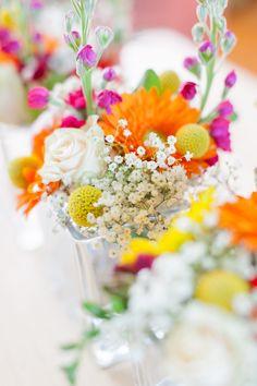 #bruiloft #bloemen #decoratie Trouwen in Het Witte Hof in Haastrecht | ThePerfectWedding.nl | Fotocredit: Inge Kooiman Fotografie