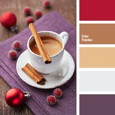 Warm Palettes | Page 17 of 89 | Color Palette Ideas