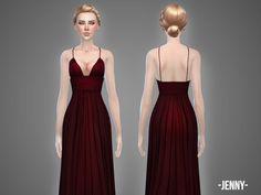 -April-'s Jenny - gown