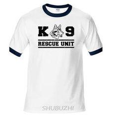 K9 Rescue German Shepherd Dog T Shirt