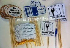 #plaquinhas divertidas para #casamento #wedding #party #love
