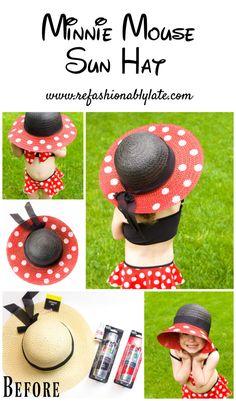 DIY Minnie Mouse Sun