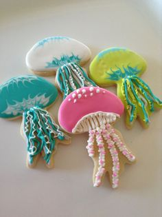 under the sea cookies - Google Search