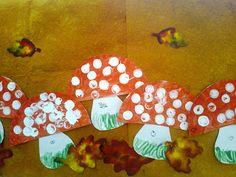 paddenstoelen stempelen