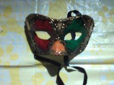 Colombina lux arlecchino di Gioielli fatati su DaWanda.com