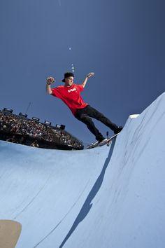 X Games Skateboarding Pictures: Ryan Sheckler in Skate Street at X Games