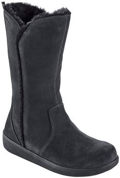 Find the best Women's Waterproof Nordic Boots with Arctic Grip, Suede at L. Our high quality Women's Boots are thoughtfully designed and built to last season after season. Knee High Wedge Boots, Waterproof Winter Boots, Nordic Style, Arctic, Ugg Boots, Amazing Women, Riding Boots, Uggs, Leather