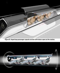 Hyperloop – Ou en est l'incroyable projet d'Elon Musk Tesla Spacex, Elon Musk Tesla, Cool Tech, Kawaii Fashion, Concept Art, Transportation, Buildings, Hunting, Blazers