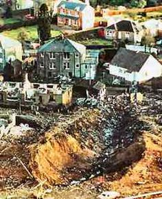 Lockerbie. Scotland.December 21, 1988: Pan Am Flight 103 was destroyed by a bomb killing all 243 passengers and 16 crew members. Large sections of the plane crashed into Lockerbie, Scotland, killing an additional 11 people on the ground.