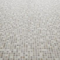 Olympus 532 Milo Mosaic Tile Effect Vinyl - Carpetright