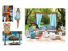 Tahiti Inspired @ lucyinteriordesign.blogspot.com #tahiti #lounge #design #inspiration