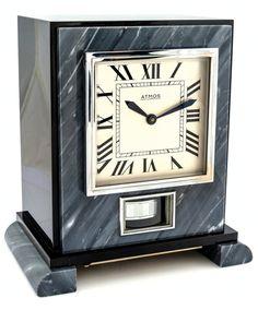 J.L. Reutter ATMOS Clock.