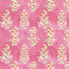 Caitlin McGauley for Studio Four floral wallpaper