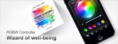 Daca te relaxezi citind o carte, asculti muzica sau petreci timp cu prietenii, alegea culoarea luminii manual sau foloseste una din schemele de culori predefinite.  Monitorizare in timp real a consumului de energie RGBW Controller permite monitorizarea consumului de energie al surselor de lumina care sunt conectate la el.