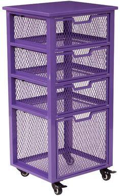 Clayton Osp Designs 4-Drawer Storage Chest