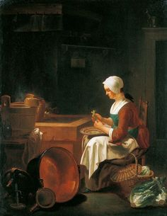 siftingthepast_the-maid-in-the-kitchen_justus-juncker1703-1767_