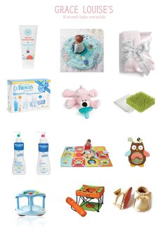 Pure Joy Home - 8 month Baby Essentials
