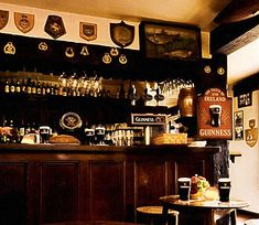 Man Cave need Guinness
